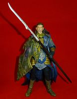 Lord of the Rings Fellowship of the Ring: Gil Galad - Complete Loose Action Figure